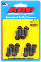 ARP 400-1107 Header Bolts .750 in UHL 3//8-16 in Thread Universal Hex