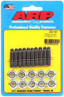 front cover stud kit w//Jesel belt or gear drive Arp 334-1401 Chevy